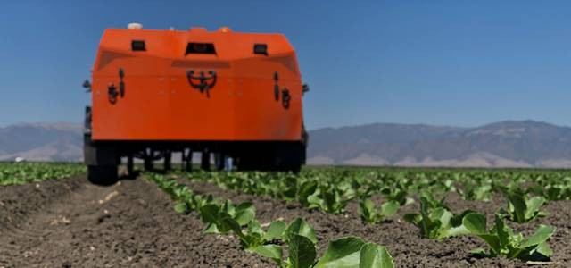 FarmWise raises $14.5 million for sustainable farming robot systems