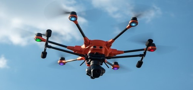 Greece tests drones for medicine transportation to remote locations